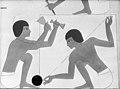 Masons Squaring a Block, Tomb of Rekhmire MET chr31.6.19.jpg