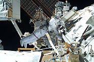 Mastracchio During STS-131 EVA 2
