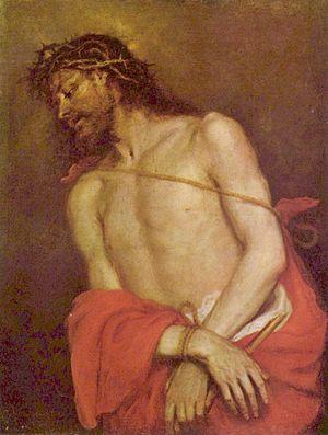 Mateo Cerezo, Ecce Homo, 1650