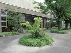 Matsusaka City Ureshino Library calil.jpg