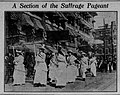 May 1914 Wilmington, Delaware suffrage parade.jpg