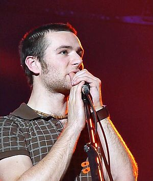 Harry Judd - Judd in 2007