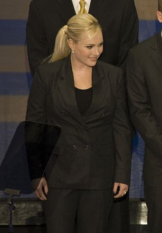 Meghan McCain - McCain at the 2008 Republican National Convention