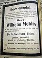 Mehle Wilhelm Todesanzeige 1909.jpg