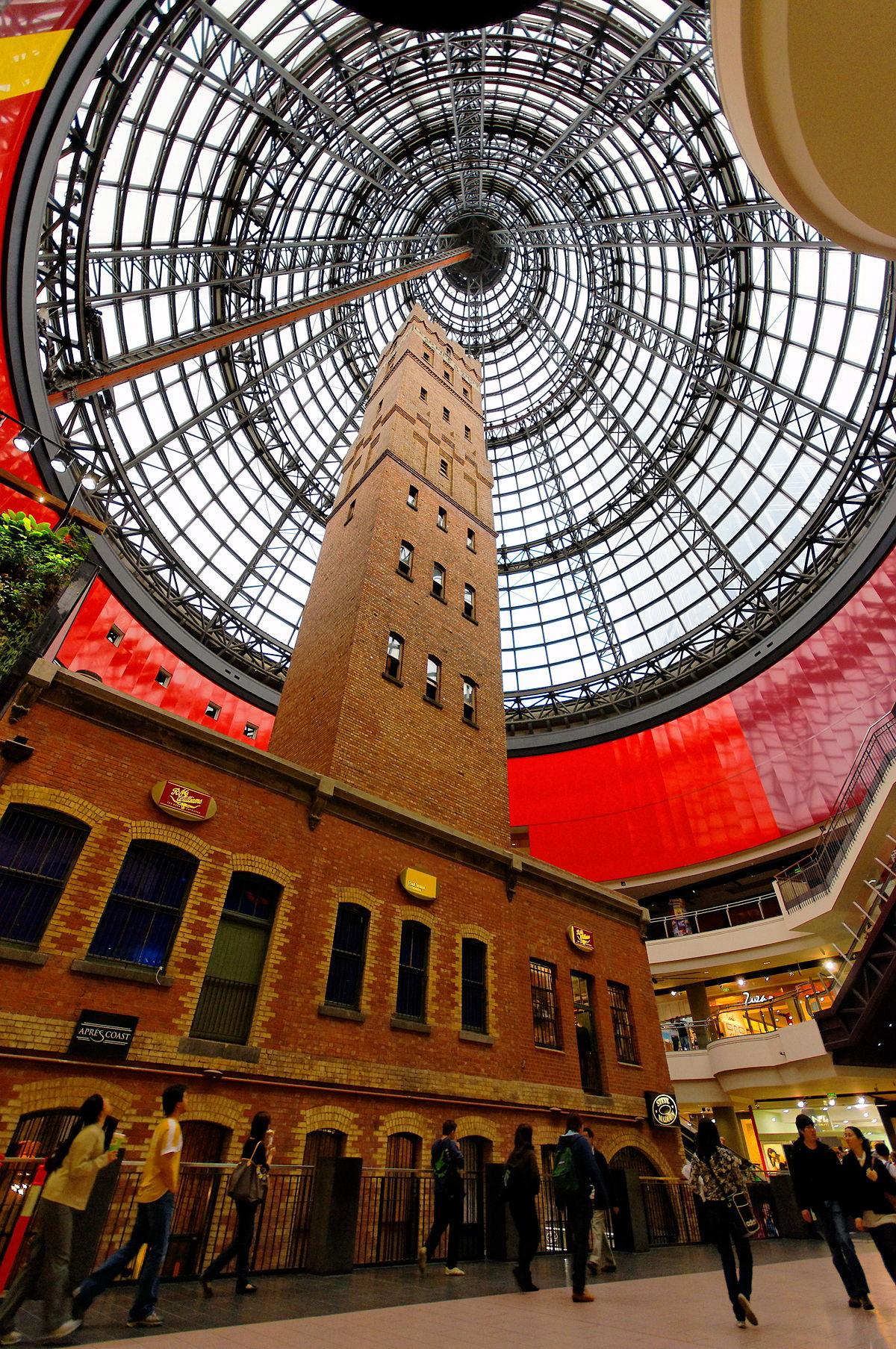Melbourne Central Stores Fashion