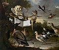 Melchior de Hondecoeter - Das Vogelkonzert.jpg