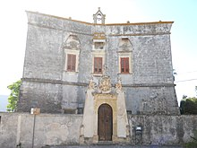 Palazzo baronale D'Amely