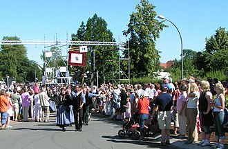 Day of Lower Saxony - Image: Melle Td N