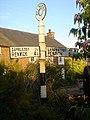 Melmerby Signpost - geograph.org.uk - 94617.jpg