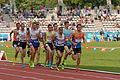 Men 1500 m French Athletics Championships 2013 t165648.jpg