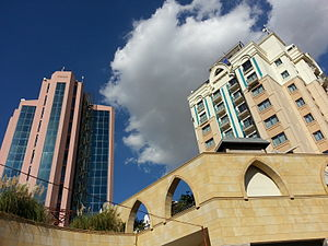 Merit and YAR highrises in North Nicosia 3