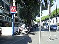Metro B Circo Massimo direzione Rebibbia.JPG