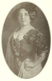 Ottilie Metzger-Lattermann German operatic contralto