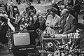 Mevrouw Smit Kroes , staatssecr Verkeer en Waterstaat opent Firato, rechts Fira, Bestanddeelnr 929-8803.jpg