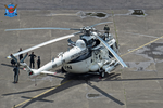Mi-171Sh helicopter used by Bangladesh Air Force (24).png