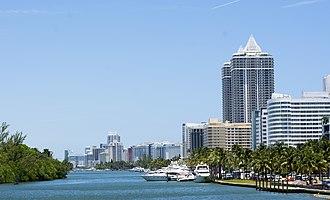 North Miami Beach, Florida - Miami North Beach Waterway