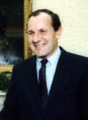 Michael Armacost - Michael Armacost, 1987