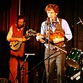 Michael Paynter mandolin Packway Handle Band Wintergrass music festival Tacoma WA February 2008.jpg