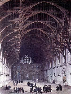 Oliver Plunkett - Westminster Hall, where Plunkett was tried