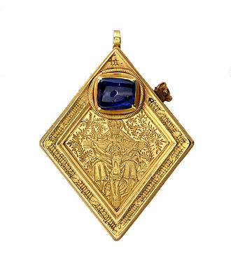 York Museums Trust - Middleham Jewel