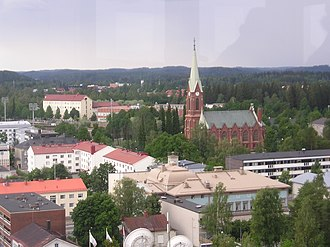 Southern Savonia - Image: Mikkeliview