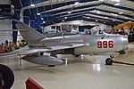 Mikoyan-Gurevich MiG-15 '996' (NX996) (26556514608).jpg