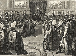 Council of Vienne Ecumenical council of the Catholic Church (1311–1312)