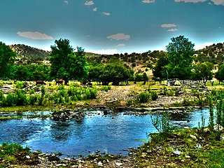 Mimbres River river in the United States of America