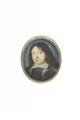 Miniatyrporträtt av konung Karl X Gustav av Sverige (1622-1660), ca 1650 - Livrustkammaren - 97898.tif