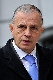 Mircea Geoană Romanian politician