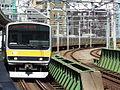 Model E231 of JR Chūō-Sōbu Line.jpg