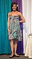 Model at the Fall 2011 Run to the Sun Fashion Show (IMG 3007) (6793970989).jpg