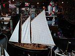 Model sailing ship, Albert Dock, Liverpool - 2013-06-07 (13).jpg