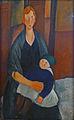 Modigliani.Maternité.JPG