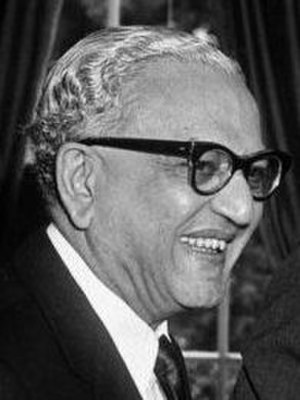 Minister of External Affairs (India) - Image: Mohamed Ali Currim Chagla