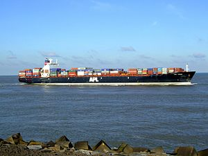Mol Vision p2 approaching Port of Rotterdam, Holland 25-Jan-2007.jpg