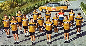 Molteni - The Molteni team of 1970