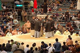 Futatsuryū Junichi Sumo wrestler