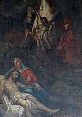 Descente de Croix, Déploration