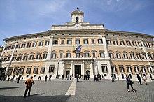 Chambre Des Deputes Italie
