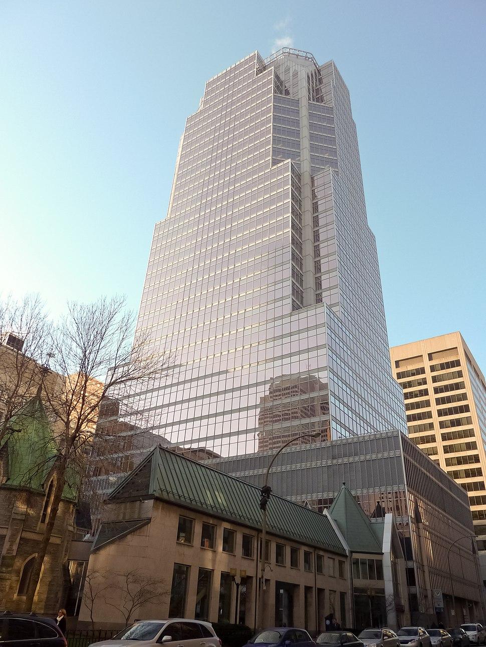 Montreal KPMG Tower