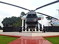 Monumen Helikopter Lanud Atang Sanjaya Bogor - Sikorsky H-34 atau S-58 4.jpg