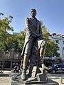 Monumento a Alexander Von Humboldt, Alameda Central, Ciudad de México.jpg