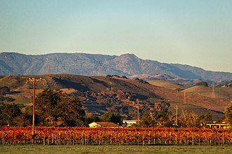 Morgan Hill, California - Given its Mediterranean climate, Morgan Hill is well known for its vineyards and wine-growing, as a part of the Santa Clara Valley designated AVA.