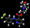 Morniflumate molecule ball.png