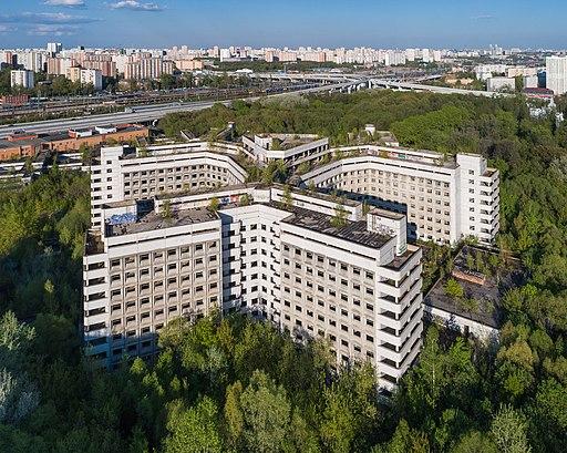 Moscow 05-2017 img15 Khovrino Hospital