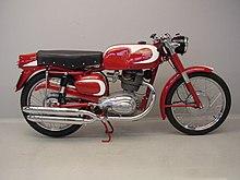 Morini 175 Tresette Sprint del 1958