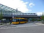 Movia bus line 30 at Flintholm Station.JPG
