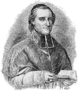 St. Vincent de Paul Church (Manhattan) - Bishop Charles Forbin-Janson, S.P.M.