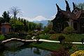 Mt.Fuji from the forest of music box on Kawaguchiko lake (3494983349).jpg